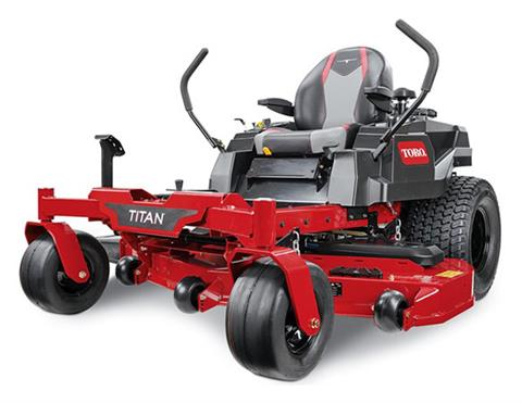 2020 Toro Titan 54 in. Toro 24.5 hp in Trego, Wisconsin - Photo 2