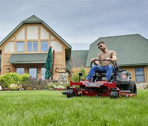 2020 Toro Titan 54 in. Toro 24.5 hp Zero Turn Mowers in Francis Creek, Wisconsin - Photo 3