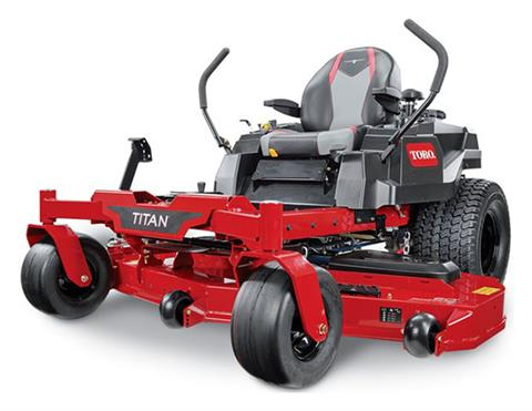 2020 Toro Titan 60 in. Toro 24.5 hp Zero Turn Mowers in Poplar Bluff, Missouri - Photo 2