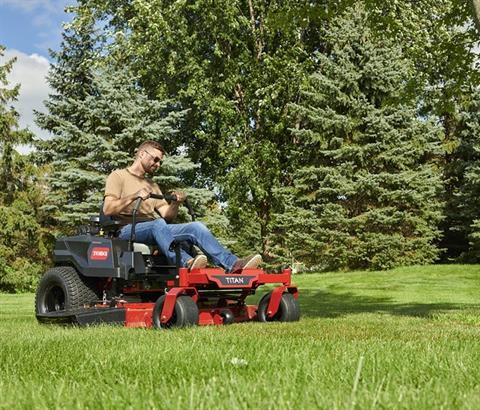 2020 Toro Titan 60 in. Toro 24.5 hp Zero Turn Mowers in Poplar Bluff, Missouri - Photo 3
