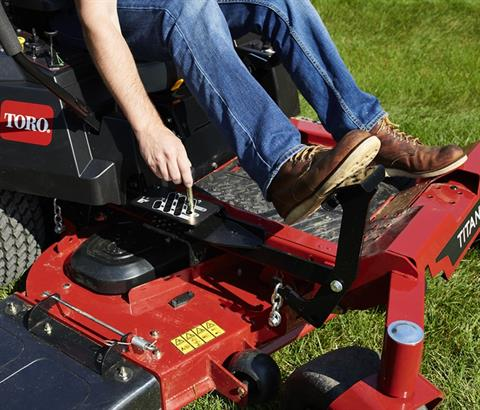 2020 Toro Titan 60 in. Toro 24.5 hp Zero Turn Mowers in Poplar Bluff, Missouri - Photo 8