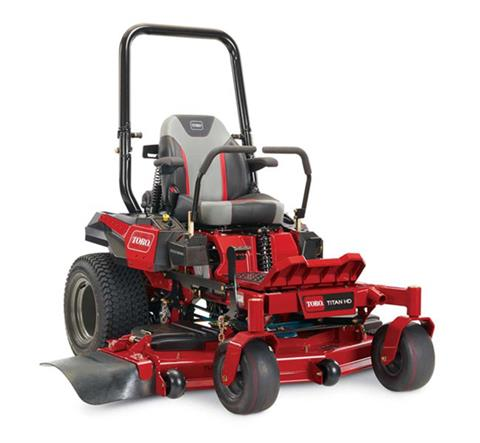 2020 Toro Titan HD 2000 Series 60 in. Toro 24.5 hp MyRide Zero Turn Mower in Greenville, North Carolina