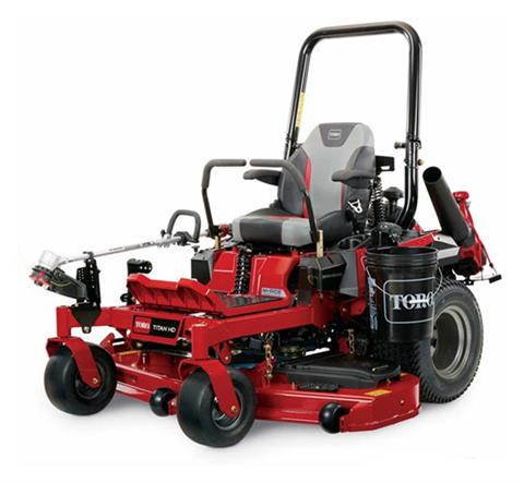 2020 Toro Titan HD 2000 60 in. Toro 24.5 hp MyRIDE in Mansfield, Pennsylvania - Photo 2