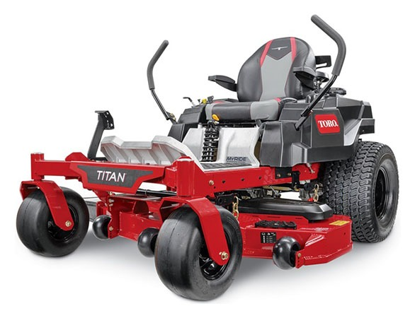 2020 Toro Titan 48 in. Toro 24.5 hp MyRIDE Zero Turn Mowers in Mansfield, Pennsylvania - Photo 2