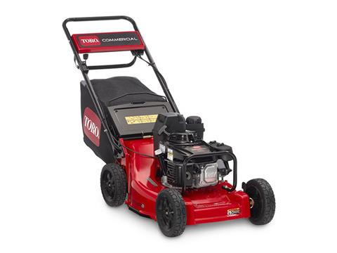 Toro Heavy Duty 21 in. Honda Self-Propelled BBC in Greenville, North Carolina