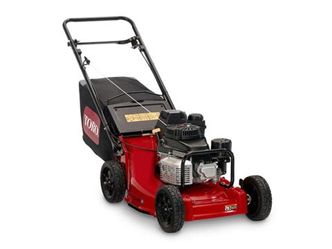2020 Toro Heavy Duty 21 in. Kawasaki Single-Bail in Greenville, North Carolina