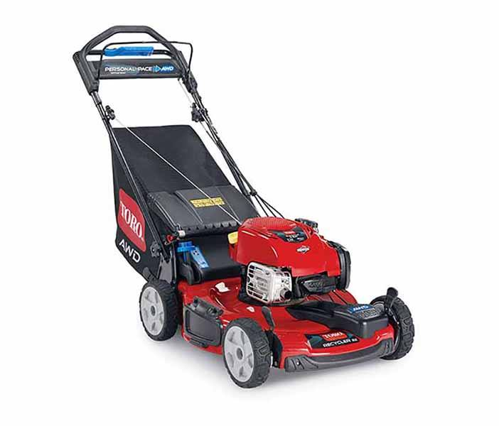 2020 Toro Recycler 22 in. Briggs & Stratton 163 cc AWD in Poplar Bluff, Missouri