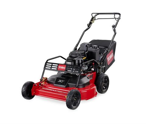 2020 Toro TurfMaster 30 in. Kawasaki 179 cc in Aulander, North Carolina - Photo 2