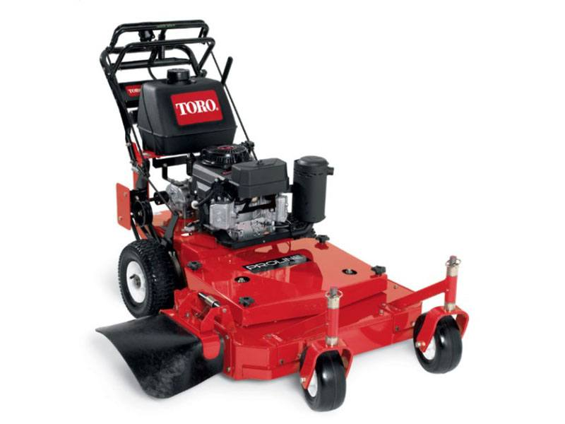 2020 Toro Gear Drive T-Bar 32 in. Kawasaki 603 cc in Poplar Bluff, Missouri