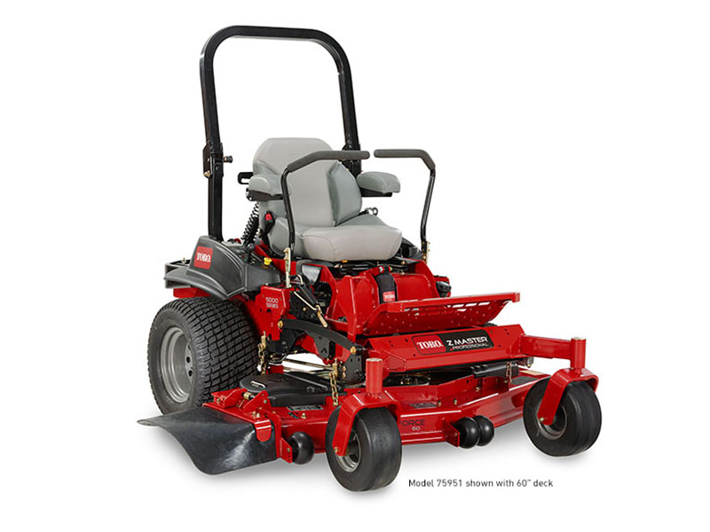 2020 Toro Z Master 5000 52 in. Kohler EFI 25 hp MyRIDE in Francis Creek, Wisconsin - Photo 1