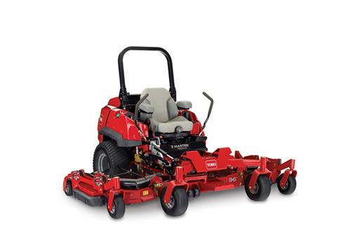 2020 Toro Z Master 7500 Diesel 96 in. Yanmar 37 hp in Greenville, North Carolina