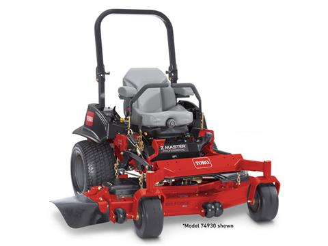 2020 Toro Z Master 5000 52 in. Kohler EFI 25 hp in Prairie Du Chien, Wisconsin
