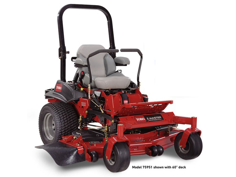 2020 Toro Z Master 5000 52 in. Suspension Seat Kohler EFI 25 hp MyRIDE in Prairie Du Chien, Wisconsin