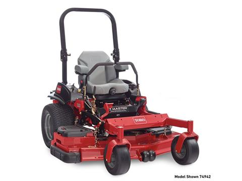 2020 Toro Z Master 5000 60 in. Kohler EFI RD 25 hp in Poplar Bluff, Missouri