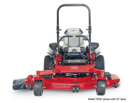 2020 Toro Z Master 6000 72 in. Kohler EFI 34 hp in Festus, Missouri - Photo 3