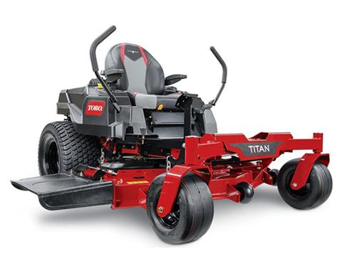 2020 Toro Titan 54 in. Kawasaki 21.5 hp in Francis Creek, Wisconsin