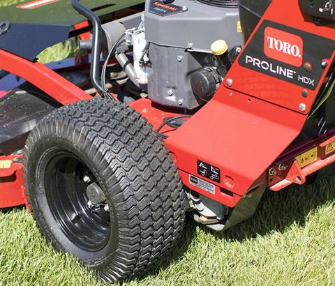 2020 Toro PROLINE HDX 54 in. Kawasaki 726 cc in Poplar Bluff, Missouri - Photo 5