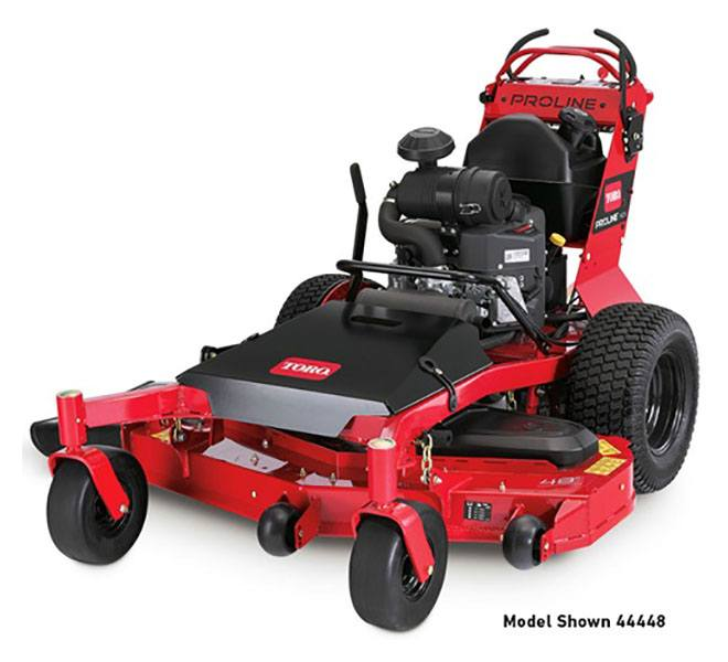 2020 Toro PROLINE HDX 54 in. Kawasaki 726 cc in Poplar Bluff, Missouri - Photo 2
