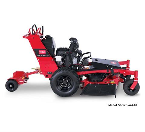 2020 Toro PROLINE HDX 54 in. Kawasaki 726 cc in Poplar Bluff, Missouri - Photo 3
