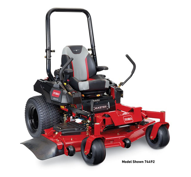 2020 Toro Z Master 2000 52 in. Toro 24.5 hp in Greenville, North Carolina - Photo 1