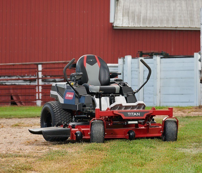2020 Toro Titan 54 in. Toro 24.5 hp MyRIDE Zero Turn Mowers in Mansfield, Pennsylvania - Photo 3