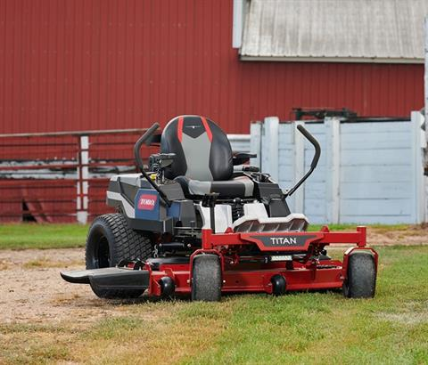 2020 Toro Titan 60 in. Toro 24.5 hp MyRIDE in Trego, Wisconsin - Photo 3