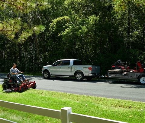 2020 Toro Titan 54 in. Toro 24.5 hp MyRIDE Zero Turn Mowers in Mansfield, Pennsylvania - Photo 5