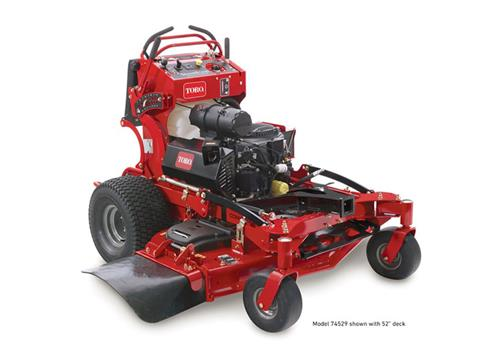 2020 Toro GrandStand Multi Force 52 in. Kohler Command Pro EFI 26.5 hp in New Durham, New Hampshire - Photo 1