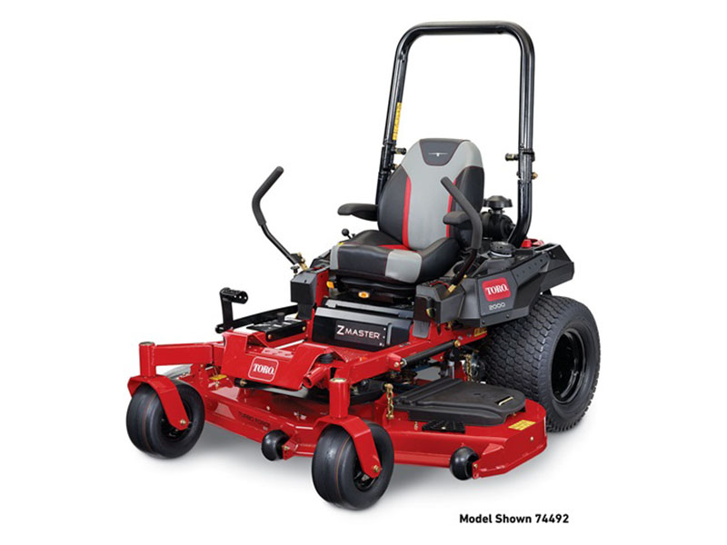 2021 Toro Z Master 2000 60 in. Kawasaki FX730V 23.5 hp in Aulander, North Carolina - Photo 2