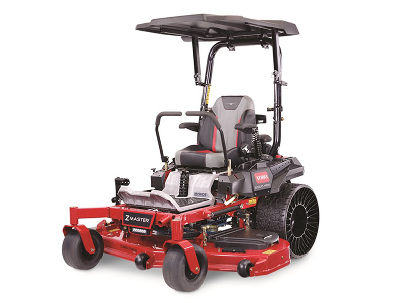 2021 Toro Z Master 2000 HDX 60 in. Kawasaki FX730V 23.5 hp MyRIDE in Aulander, North Carolina - Photo 2