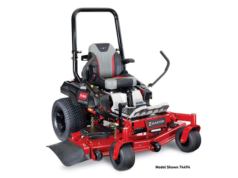 2021 Toro Z Master 2000 HDX 60 in. Toro 24.5 hp MyRIDE in Greenville, North Carolina - Photo 1