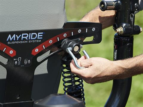 2021 Toro Z Master 2000 HDX 60 in. Toro 24.5 hp MyRIDE in Greenville, North Carolina - Photo 4