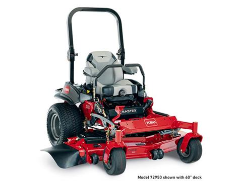 2021 Toro Z Master 3000 60 in. Suspension Seat Kohler EFI 25 hp in Greenville, North Carolina