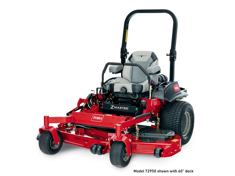 2021 Toro Z Master 3000 72 in. Kohler 25 hp in Greenville, North Carolina - Photo 2