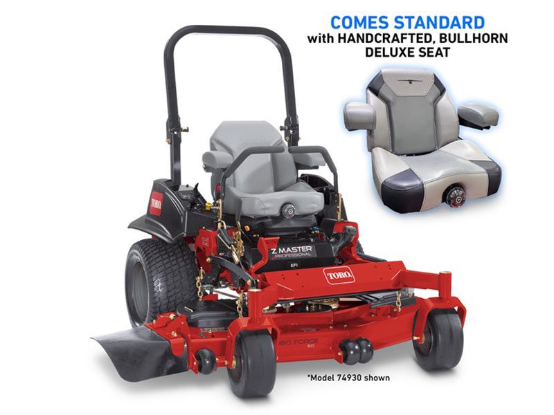 2021 Toro Z Master 5000 52 in. Kohler EFI 25 hp in New Durham, New Hampshire - Photo 2