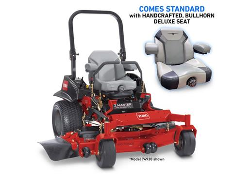 2021 Toro Z Master 5000 60 in. Kohler 25 hp in New Durham, New Hampshire - Photo 2