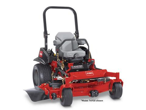 2021 Toro Z Master 5000 60 in. Kohler 25 hp in New Durham, New Hampshire - Photo 1