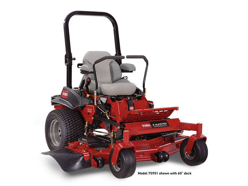 2021 Toro Z Master 5000 60 in. Kohler EFI 25 hp MyRIDE in Mansfield, Pennsylvania - Photo 1