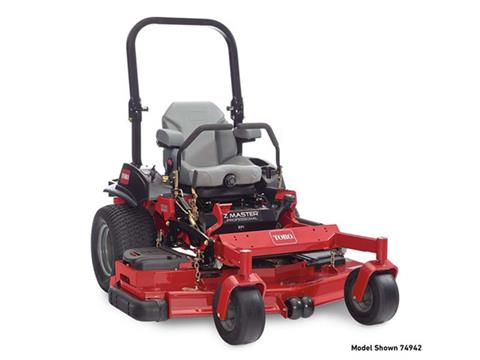 2021 Toro Z Master 5000 60 in. Kohler EFI RD Tweel tires 25 hp in Greenville, North Carolina