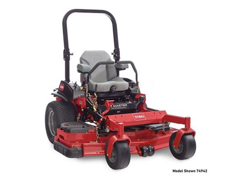 2021 Toro Z Master 5000 60 in. Kohler EFI RD 25 hp in Greenville, North Carolina