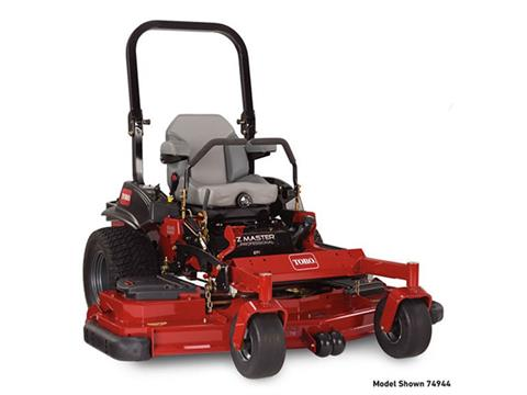 2021 Toro Z Master 5000 72 in. Kohler EFI RD 26.5 hp in Greenville, North Carolina