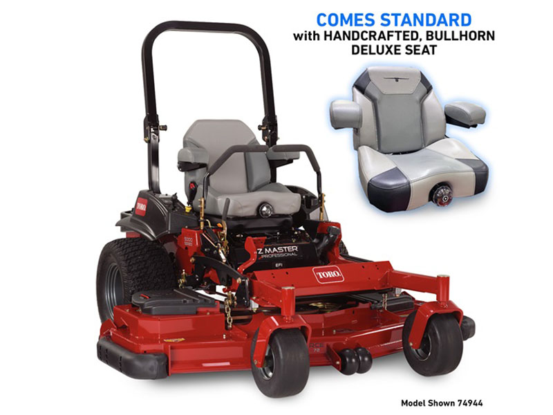 2021 Toro Z Master 5000 72 in. Kohler EFI RD 26.5 hp in New Durham, New Hampshire - Photo 2