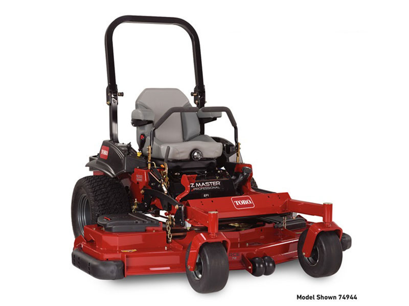 2021 Toro Z Master 5000 72 in. Kohler EFI RD 26.5 hp in Greenville, North Carolina - Photo 1