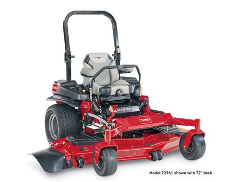 2021 Toro Z Master 6000 60 in. Kawasaki FX 31 hp in Greenville, North Carolina