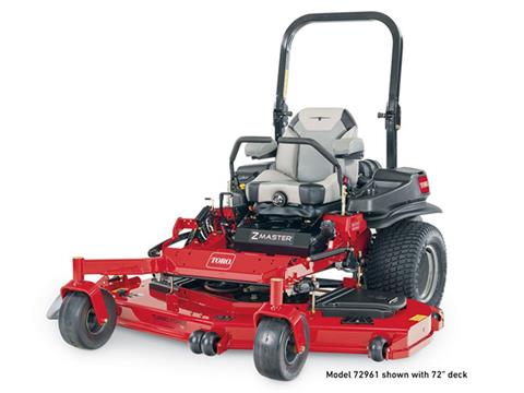 2021 Toro Z Master 6000 60 in. Kawasaki FX 31 hp in Superior, Wisconsin - Photo 2