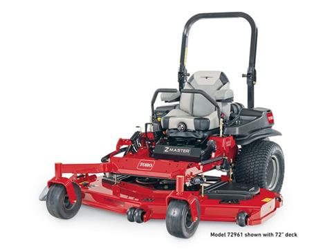 2021 Toro Z Master 6000 60 in. Kawasaki FX 29 hp in New Durham, New Hampshire - Photo 2