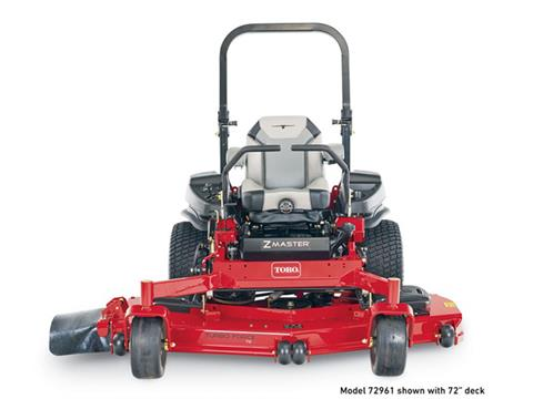2021 Toro Z Master 6000 60 in. Kawasaki FX 29 hp in New Durham, New Hampshire - Photo 3