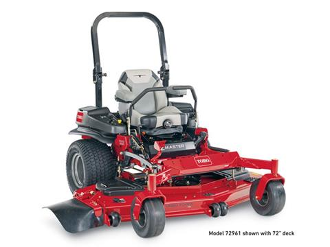 2021 Toro Z Master 6000 60 in. Kohler EFI 26.5 hp in Greenville, North Carolina