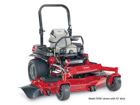 2021 Toro Z Master 6000 72 in. Kawasaki FX 31 hp MyRIDE in Greenville, North Carolina