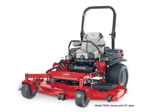 2021 Toro Z Master 6000 72 in. Kohler EFI 26.5 hp in Greenville, North Carolina - Photo 2